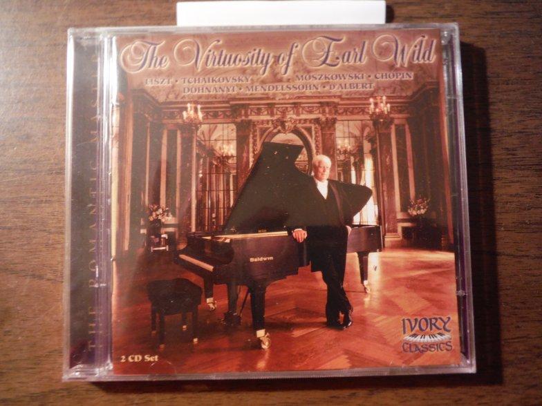 Virtuosity of Earl Wild