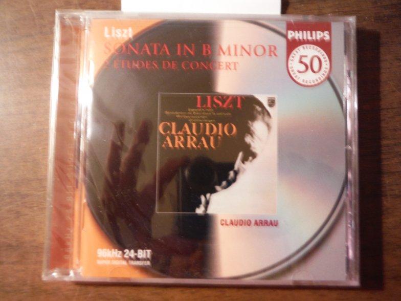 Liszt: Sonata in B Minor; Benediction de Dieu dans la solitude
