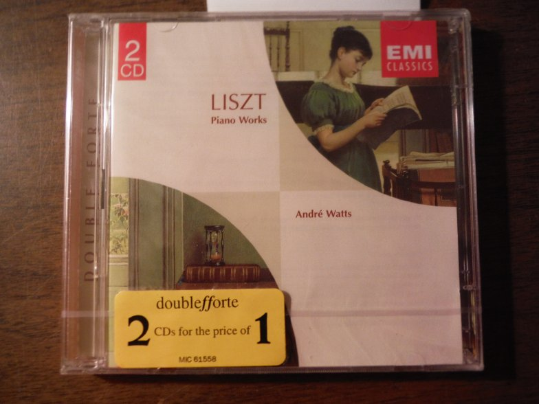 Double Fforte: Piano Works