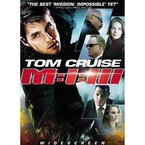 Mission: Impossible III 2006 DVD