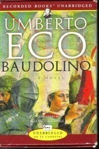 Baudolino A Novel by Umberto Eco Unabridged Audio Book