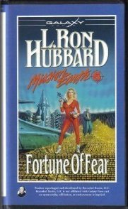Fortune of Fear by L. Ron Hubbard Abridged Audio Book