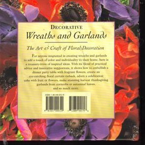 Image 1 of Decorative Wreaths & Garlands (1999) New HCDJ