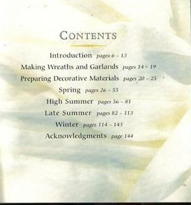 Image 2 of Decorative Wreaths & Garlands (1999) New HCDJ