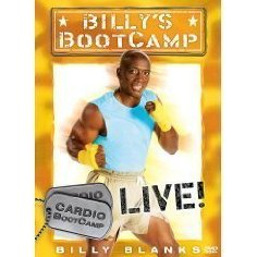 Billy's Bootcamp Live: Cardio Bootcamp DVD 2006
