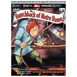 The Hunchback of Notre Dame 2000 DVD Nutech Digital Animated