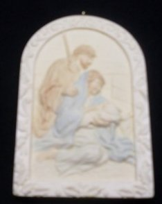 Hallmark For Unto Us A Child Is Born Ornament 1993