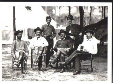 Civil War Photo Postcard Headquarters: Army of the Potomac