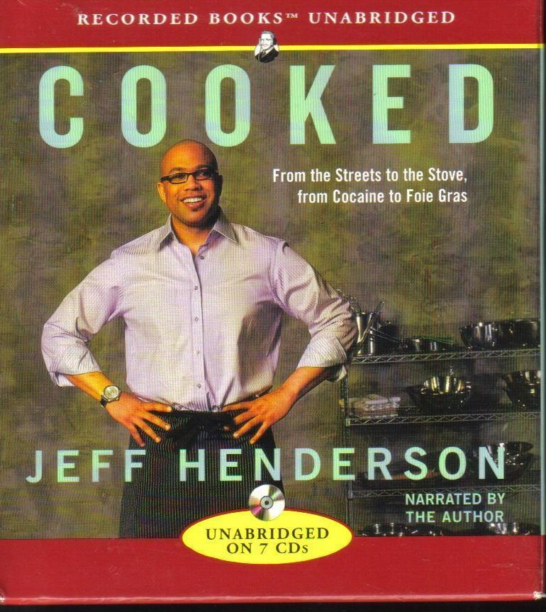 Cooked From the Streets to the Stove Unabridged Audio Book