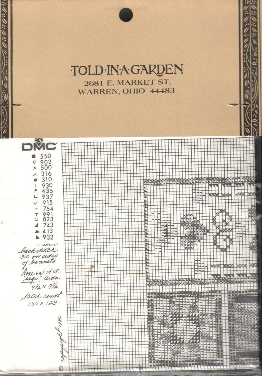 Image 2 of The Quilting Needlepoint Pattern NIP Crafts