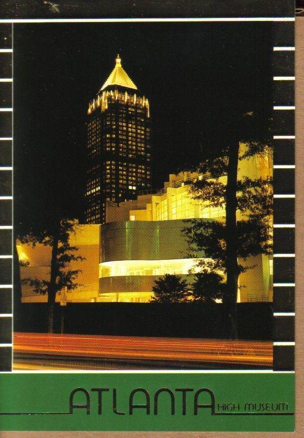 High Museum, Atlanta, Georgia Postcard