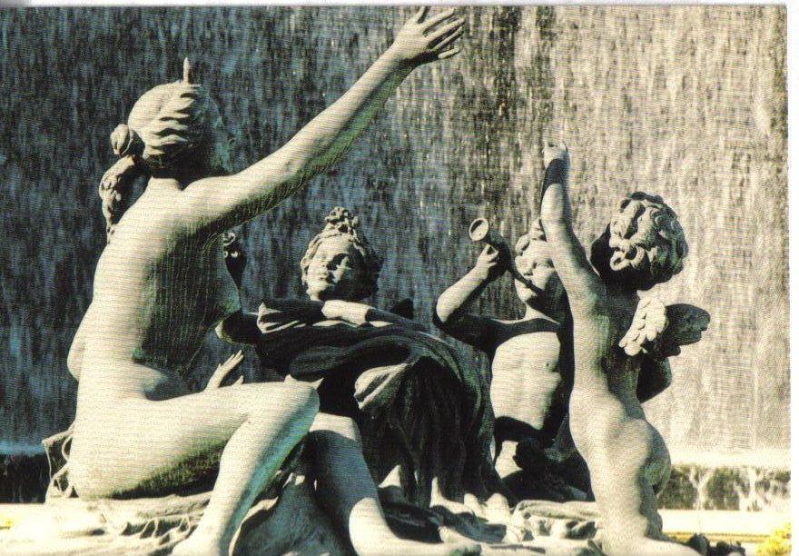 Diana of Alameda Plaza Kansas City Missouri Post Card