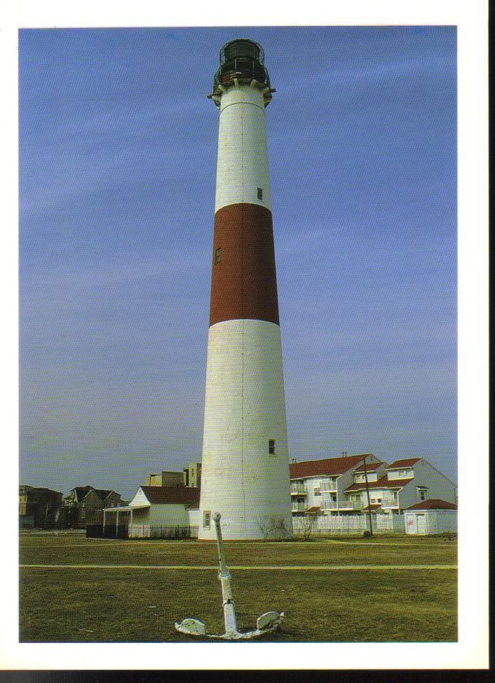 Absecon Lighthouse New Jersey Postcard