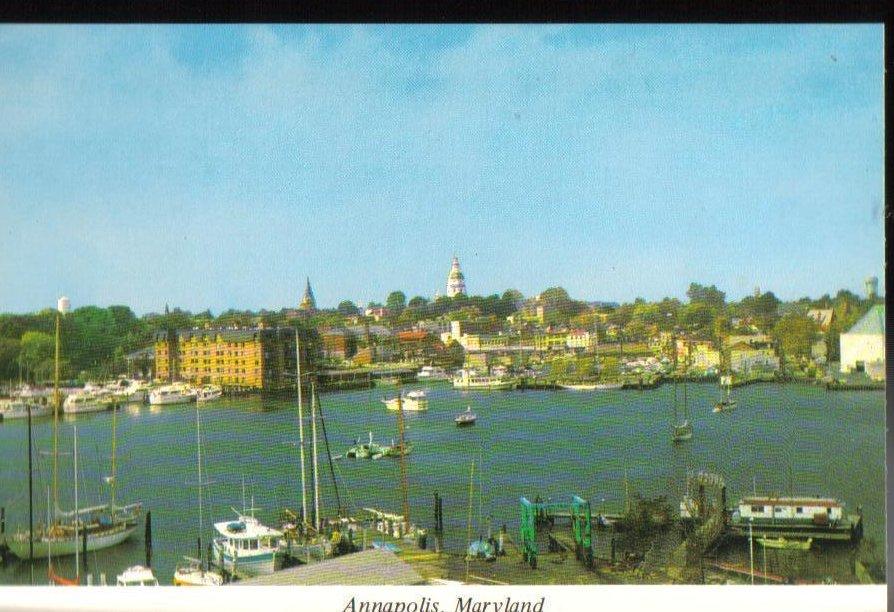 Image 0 of Annapolis, Maryland Postcard