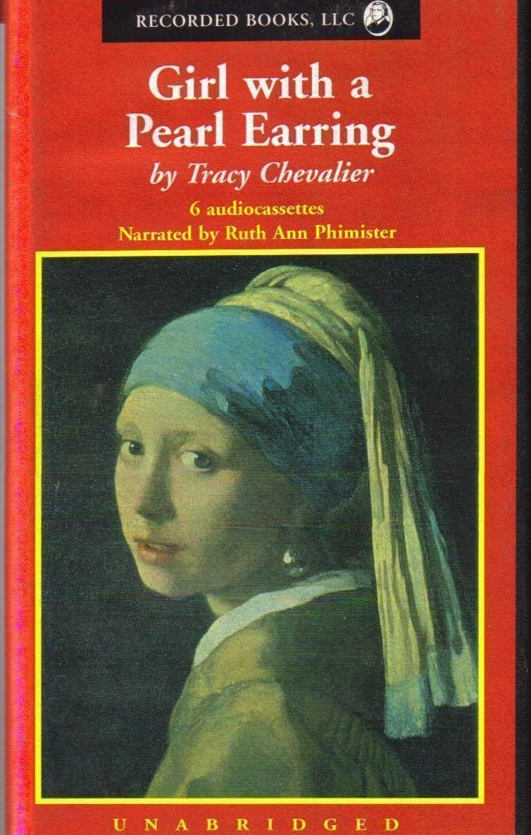 Girl With a Pearl Earring by Tracy Chevalier Unabridged Audio Book