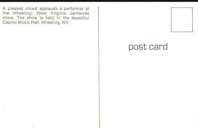 '.Capitol Music Hall West VA.'