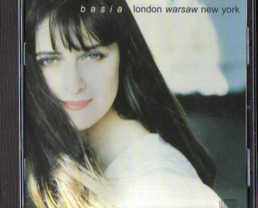 Basia London-Warsaw-New York, Pop Dance CD