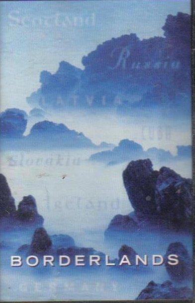 Borderlands International Folk Instrumental Audio Cassette 089841802547