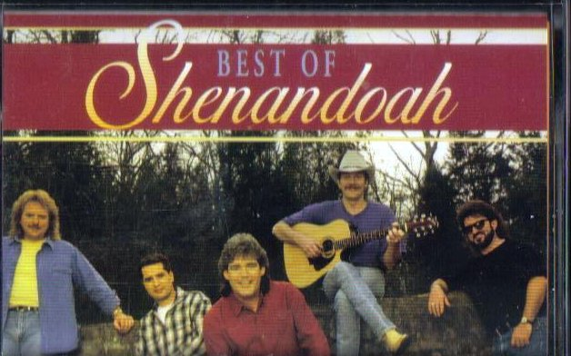Best of Shenandoah Rare Country Audio Cassette