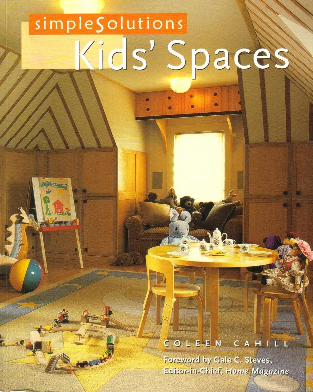 Simple Solutions: Kids Spaces Large Decorators book