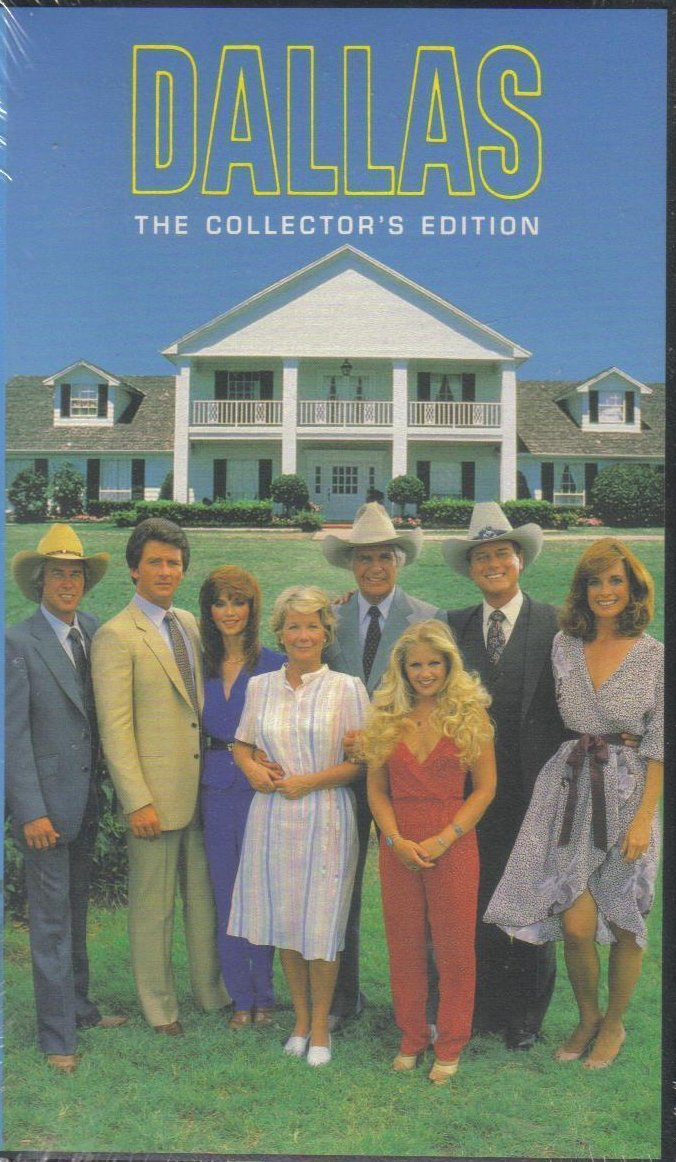 Dallas, The Collectors Edition VHS Diggers Daughter / Lessons