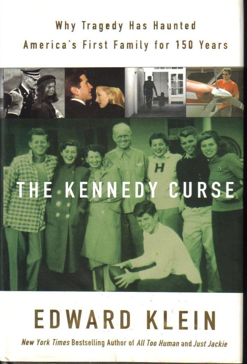 Image 0 of The Kennedy Curse Edward Klein HCDJ