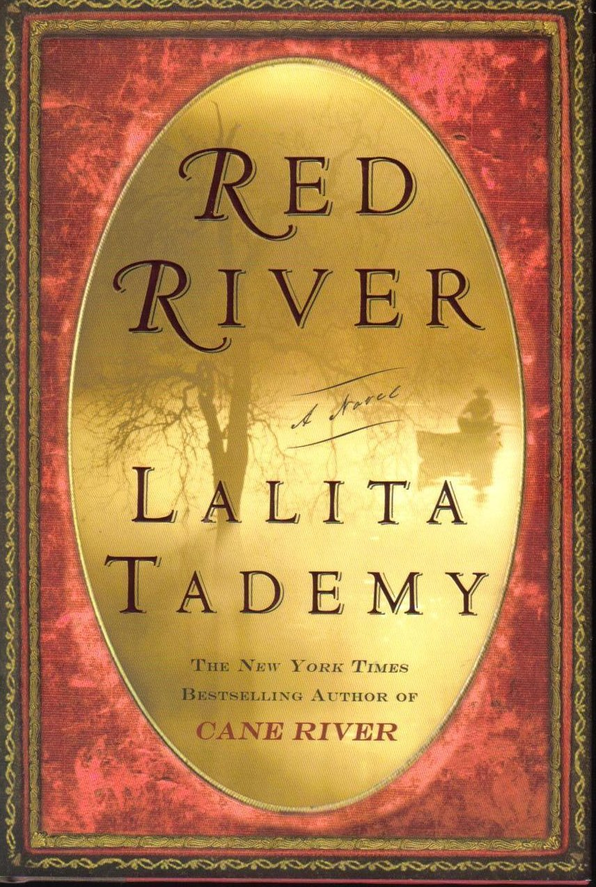 Red River by Lalita Tademy  HCDJ