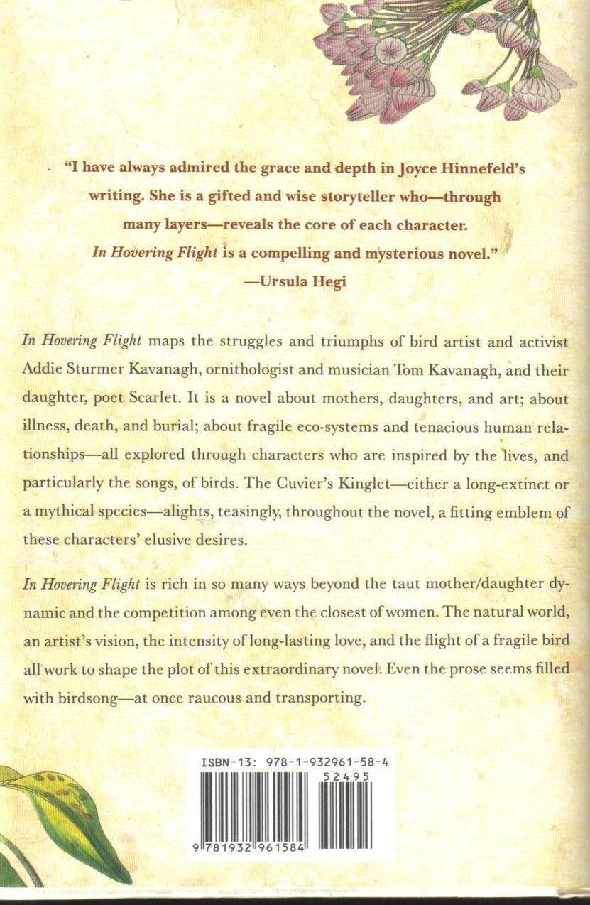 '.In Hovering Flight J Hinnefeld.'