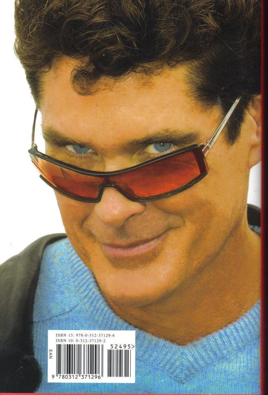 Image 1 of Don't Hassel the Hoff: The Autobiography of David Hasselhoff HCDJ