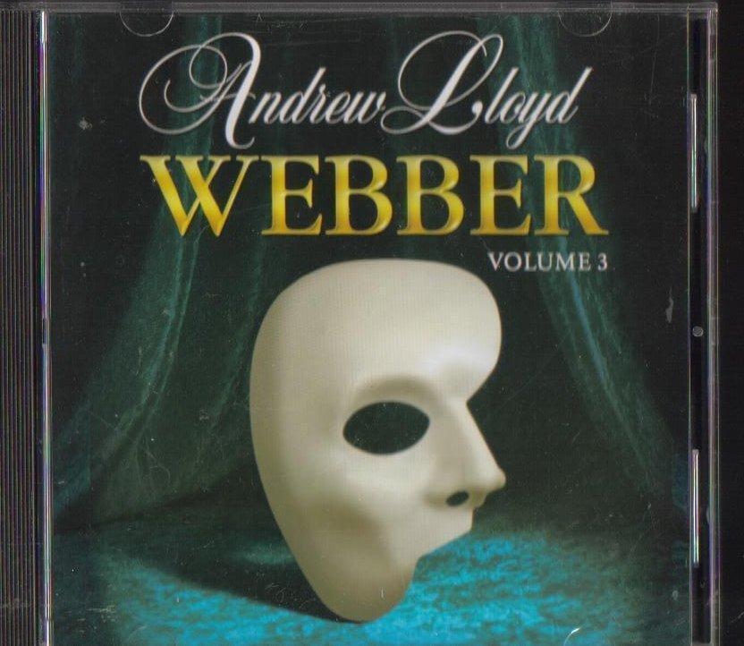Andrew Lloyd Webber Volume 3 Orlando Pops Orchestra CD