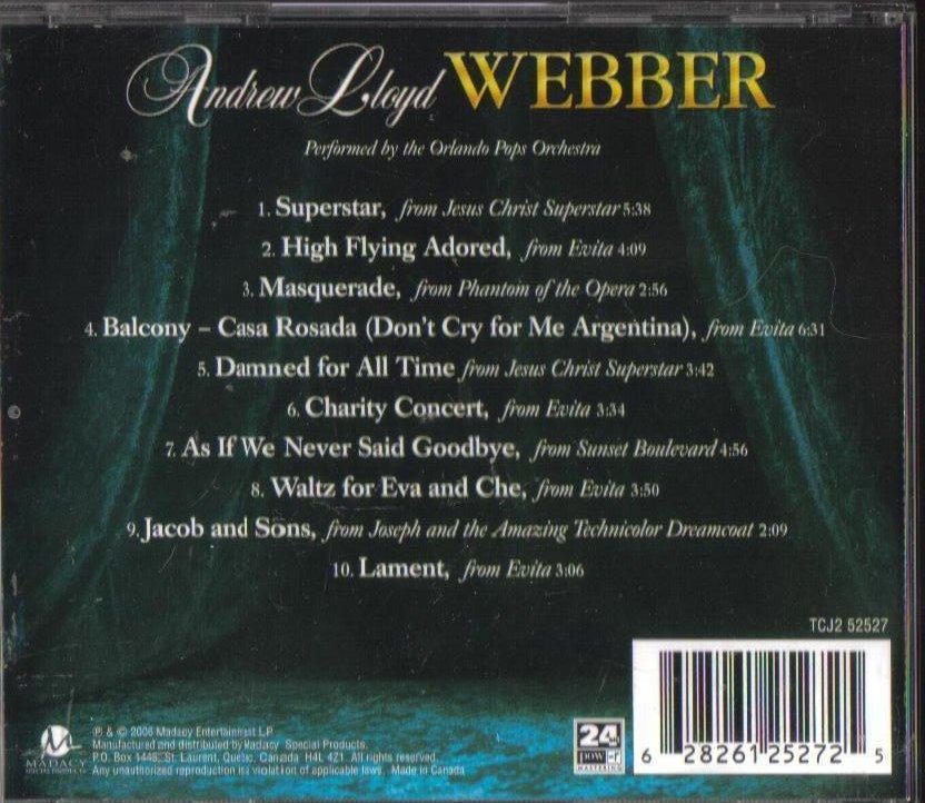 '.Andrew Lloyd Webber Volume 3.'