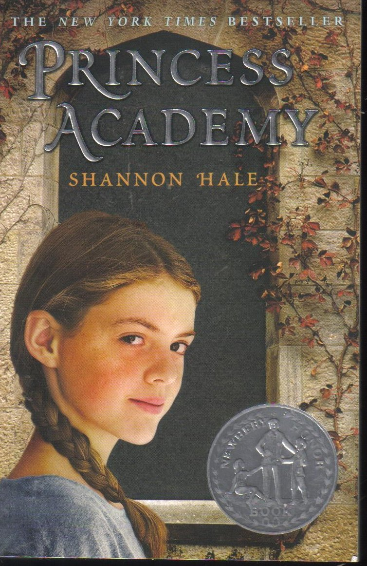 Princess Academy Shannon Hale NY Times Bestseller Childrens