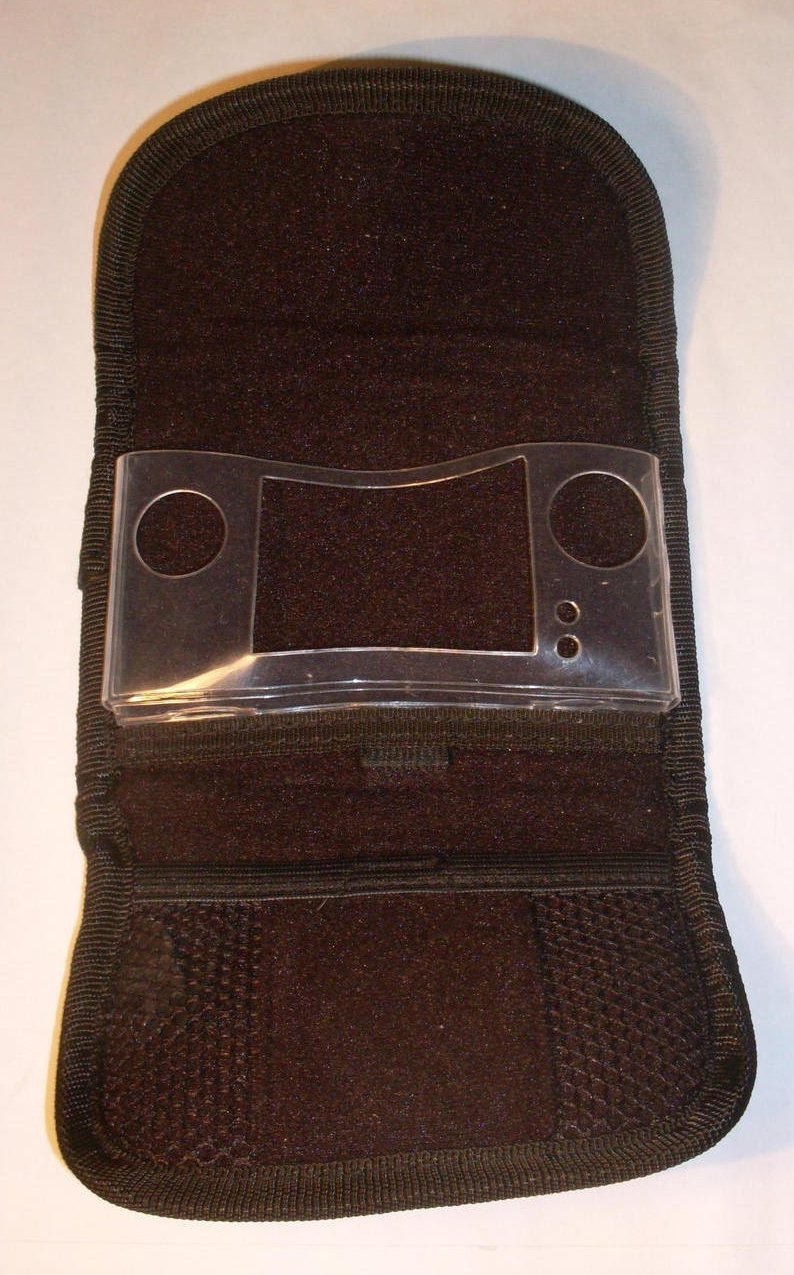 Image 1 of Nintendo DS Padded Case for Game System and games