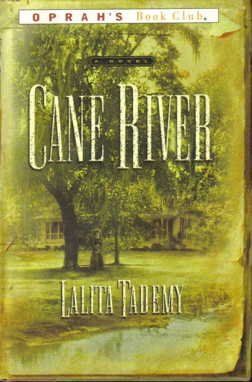 Cane River Lalita Tademy Hardcover Historical Biography