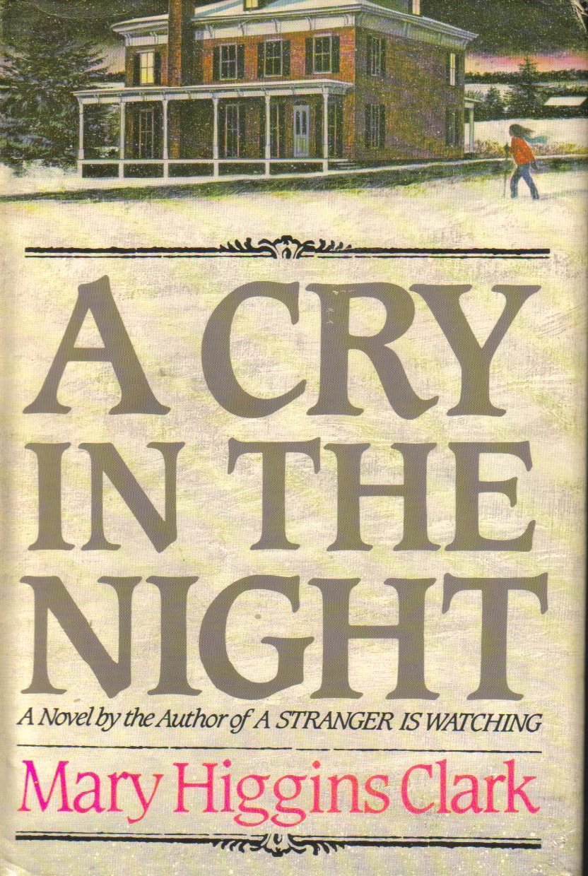 A Cry in the Night Mary Higgins Clark HCDJ Suspense