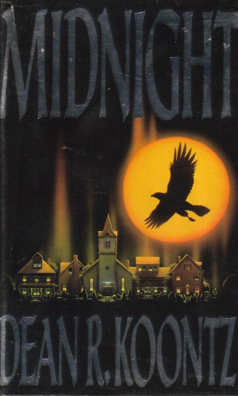 Midnight Dean R Koontz  HCDJ