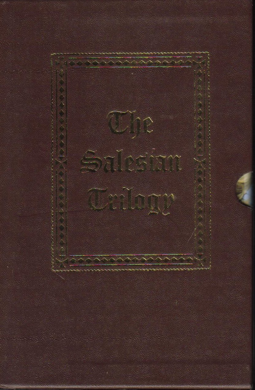 Image 0 of The Salesian Trilogy Three Volume Collectible Set