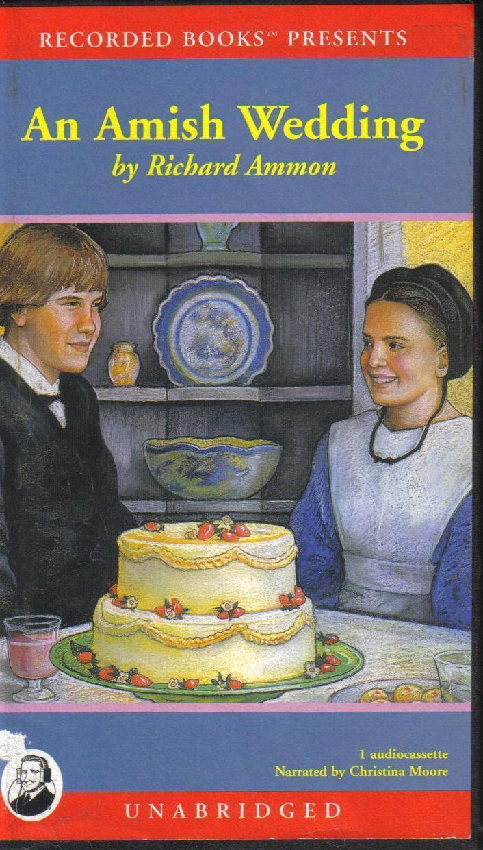 An Amish Wedding Richard Ammon Unabridged Audiobook