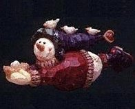 Boyds Bears Barnaby Homeward Bound Ornament 370201
