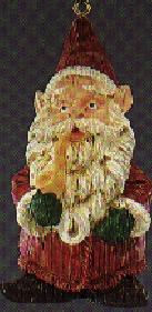 Image 1 of Hallmark Keepsake Ornament 1989 Old World Gnome Vintage