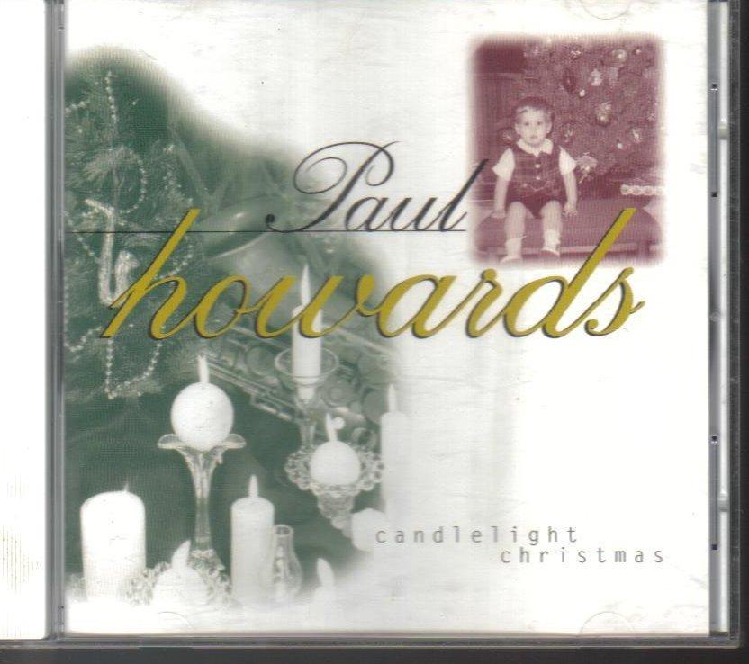 Candlelight Christmas Paul Howards Holiday CD Jazz Instrumental