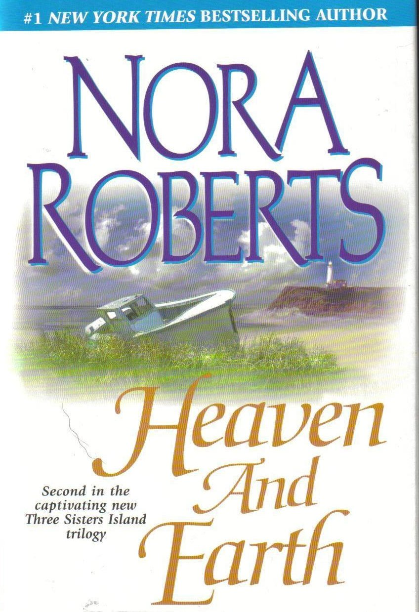 Heaven and Earth Nora Roberts 3 Sisters Island Trilogy HCDJ