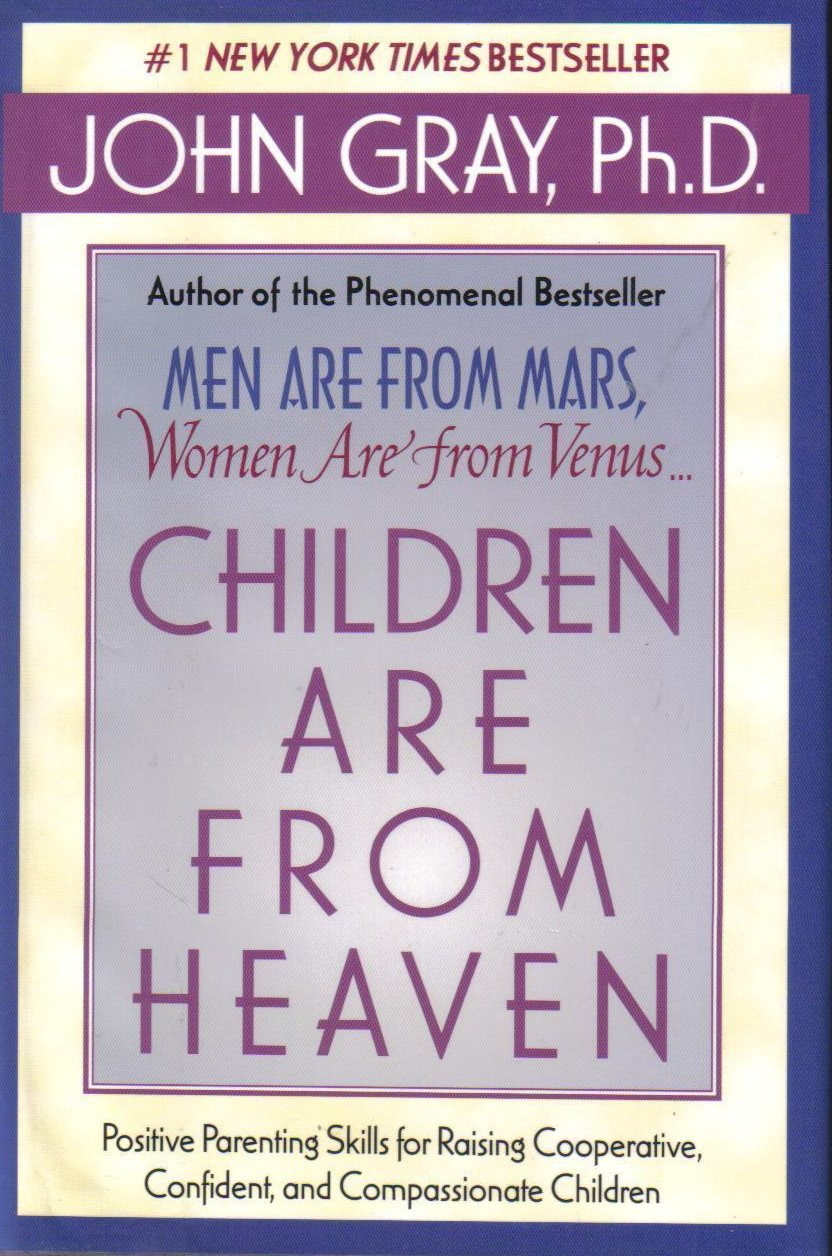 Children are From Heaven by John Gray HCDJ