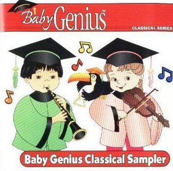 Baby Genius Classical Sampler CD for Children
