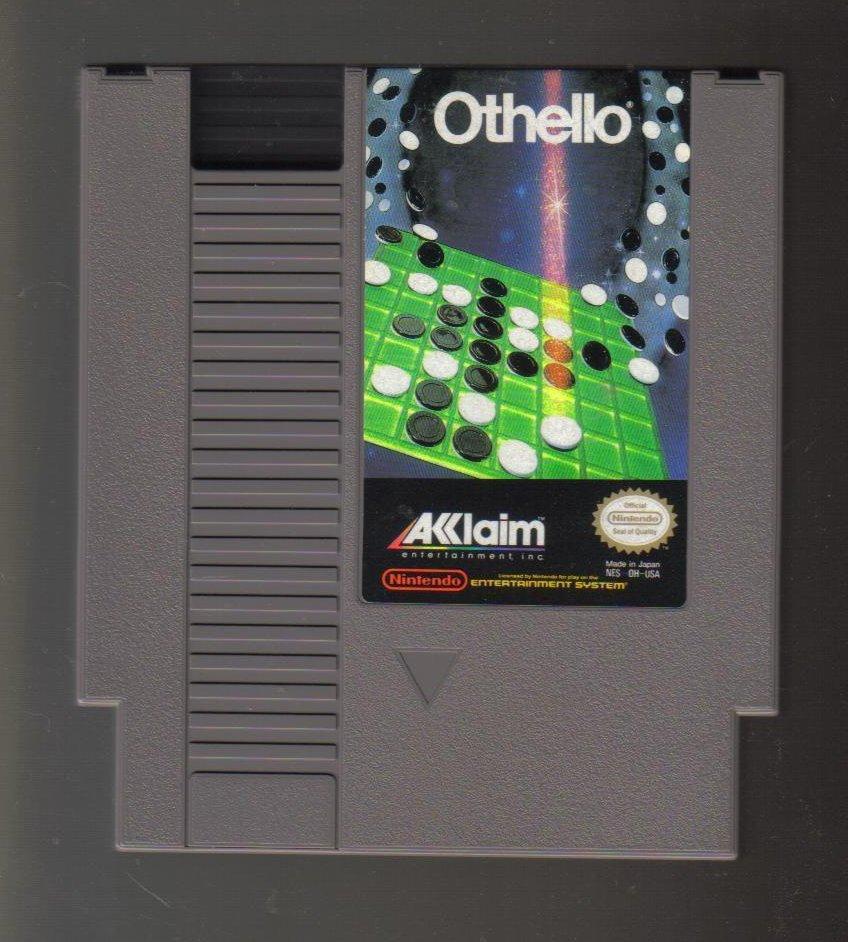 Image 0 of Nintendo NES Game Othello