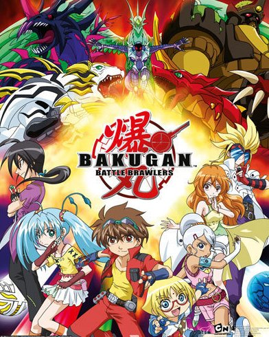 Image 0 of Bakugan How Do You Roll  Poster 24 x 36