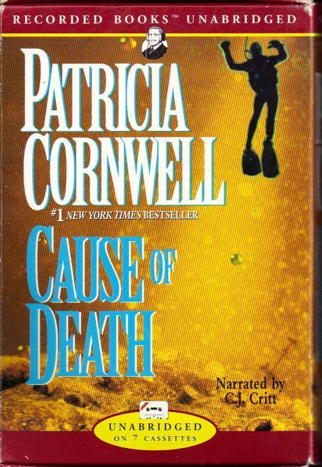 Cause of Death Patricia Cornwell Unabridged Audio Book