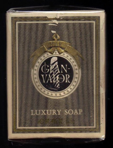 Gran Valor Luxury Soap 125 g Rare Vintage German Soap in OB