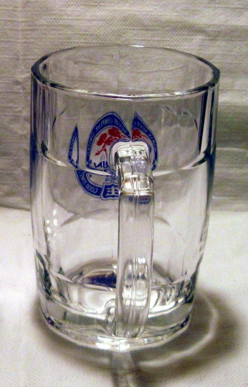 Image 2 of Kirin Beer Mug Japanese 10 oz NIB OOS