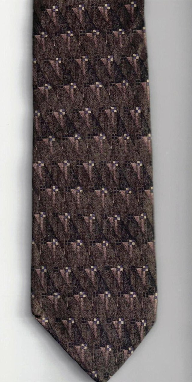 '.Hill & Archer Silk Mens Tie.'